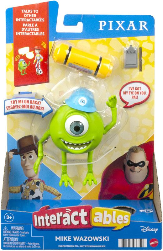 Wholesalers of Pixar Interactables Mike Wazowski Figure toys