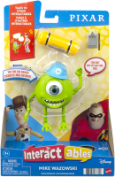 Wholesalers of Pixar Interactables Mike Wazowski Figure toys image