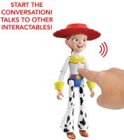 Wholesalers of Pixar Jessie Interactable toys image 4