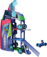 Wholesalers of Pj Masks 2 In 1 Mobile Hq toys image 2