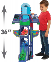 Wholesalers of Pj Masks 2 In 1 Mobile Hq toys image 4