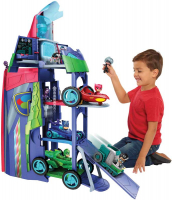 Wholesalers of Pj Masks 2 In 1 Mobile Hq toys image 5
