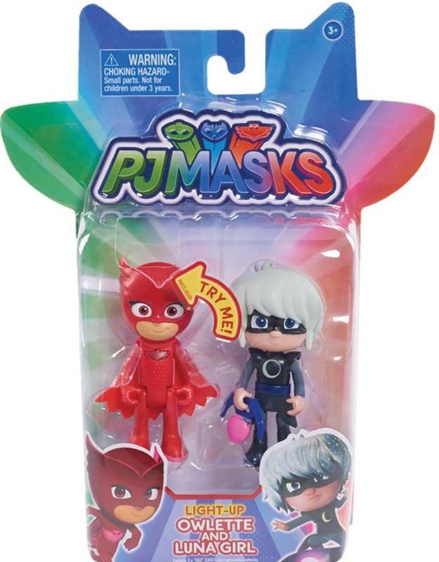 Wholesalers of Pj Masks 2 Pack Figure Set -  Owlette & Luna Girl toys