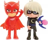 Wholesalers of Pj Masks 2 Pack Figure Set -  Owlette & Luna Girl toys image 2