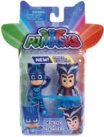 Wholesalers of Pj Masks 2 Pack Figure Set - Catboy And Wolfie Howler toys image