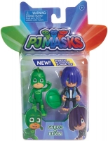 Wholesalers of Pj Masks 2 Pack Figure Set - Gekko And Wolfie Kevin toys Tmb