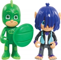 Wholesalers of Pj Masks 2 Pack Figure Set - Gekko And Wolfie Kevin toys image 2