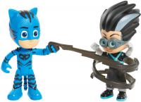 Wholesalers of Pj Masks 2 Pack Figure Set - Series 2 - Catboy & Romeo toys image 2