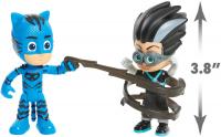 Wholesalers of Pj Masks 2 Pack Figure Set - Series 2 - Catboy & Romeo toys image 3