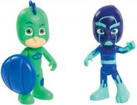 Wholesalers of Pj Masks 2pk Figure Set - Series 2 - Gekko & Night Ninja toys image 2