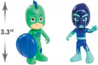 Wholesalers of Pj Masks 2pk Figure Set - Series 2 - Gekko & Night Ninja toys image 3