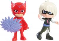 Wholesalers of Pj Masks 2pk Figure Set - Series 2 - Owlette & Luna Girl toys image 2