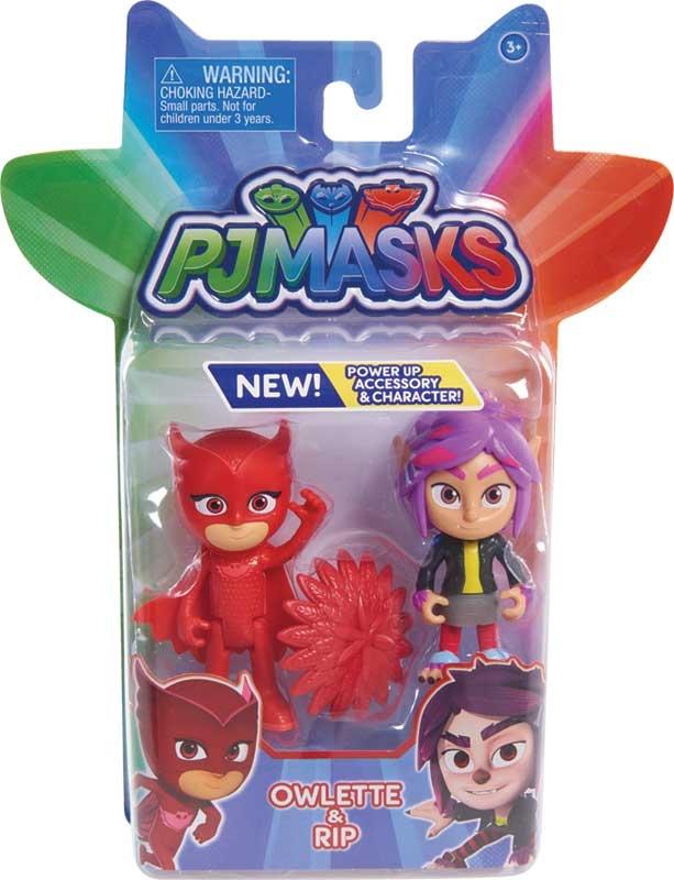 Wholesalers of Pj Masks 2 Pack Figure Set Asst toys