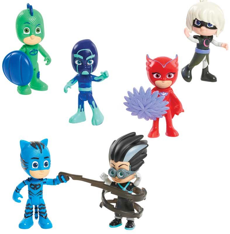 Wholesalers of Pj Masks 2 Pack Figure Set S2 Asst toys