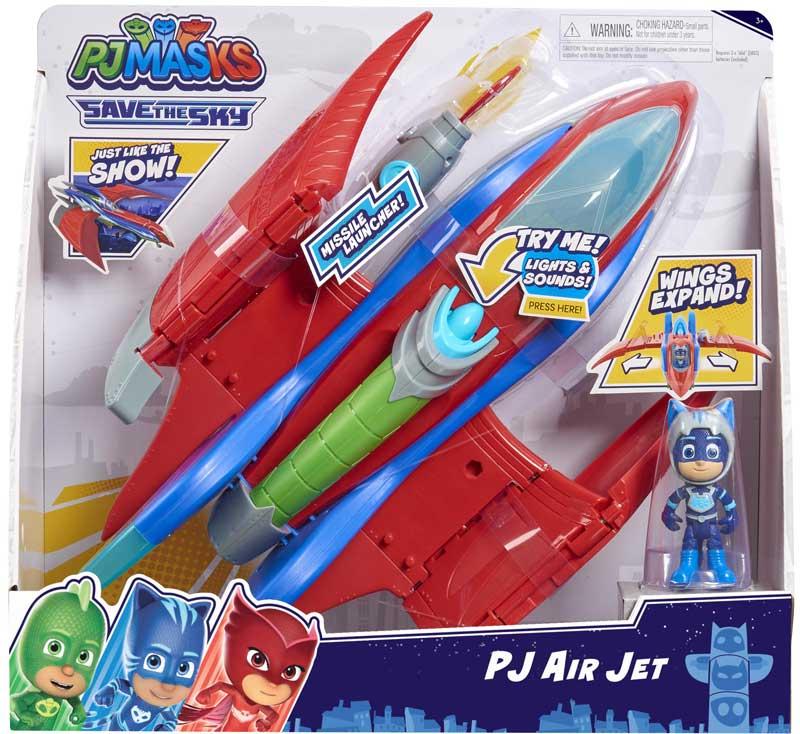 Wholesalers of Pj Masks Air Jet Playset toys