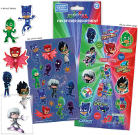 Wholesalers of Pj Masks Assortment Pack Stickers toys image 2