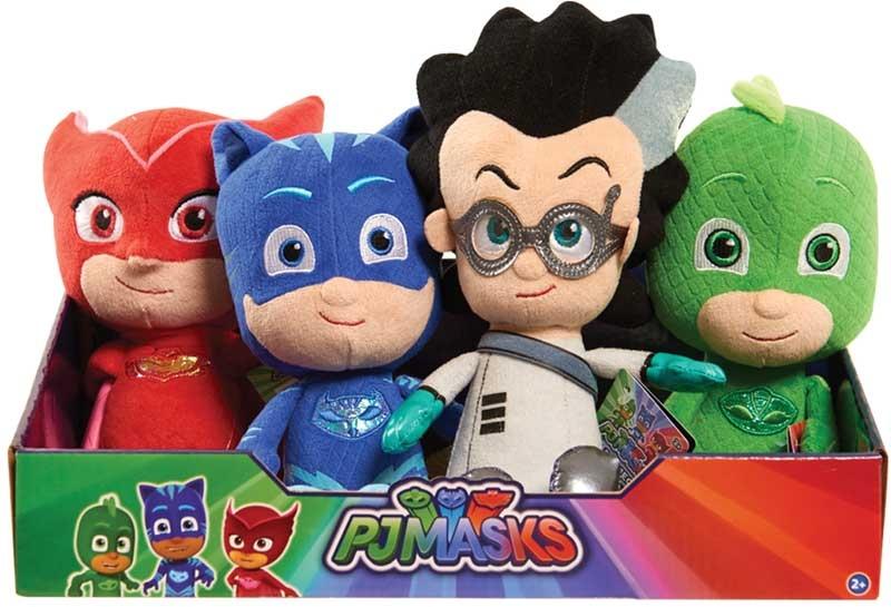 Wholesalers of Pj Masks Bean Plush Asst toys