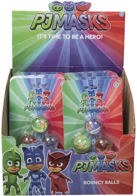 Wholesalers of Pj Masks Bouncy Balls toys