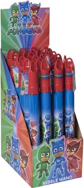 Wholesalers of Pj Masks Bubble Wand toys