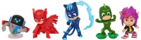 Wholesalers of Pj Masks Collectible Figures 5 Pack Asst toys image 2
