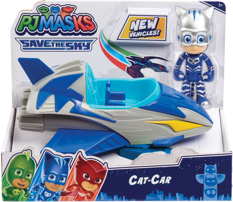 Wholesalers of Pj Masks Core Plus - Save The Sky - Catboy toys