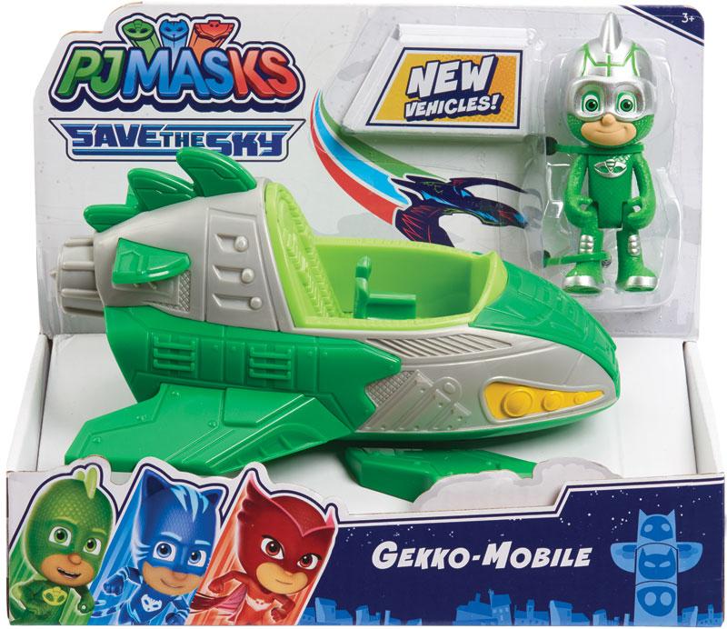 Wholesalers of Pj Masks Core Plus - Save The Sky - Gekko toys