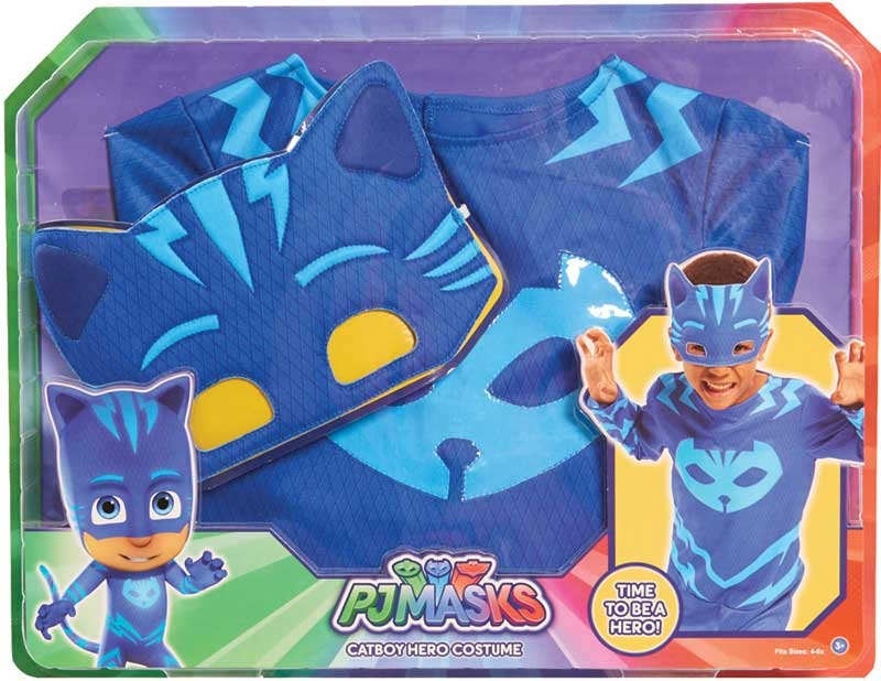 Wholesalers of Pj Masks Costume Set - Catboy toys