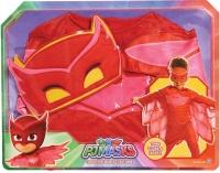 Wholesalers of Pj Masks Costume Set - Owlette toys image