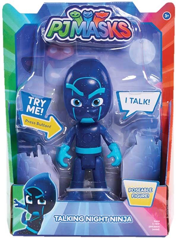 Wholesalers of Pj Masks Deluxe 15cm Talking Figure Asst toys