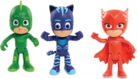 Wholesalers of Pj Masks Deluxe 15cm Talking Figure Asst toys image 3