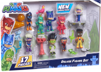 Wholesalers of Pj Masks Deluxe Figure Set S2 toys image