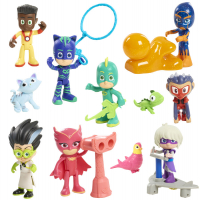 Wholesalers of Pj Masks Deluxe Figure Set S2 toys image 2