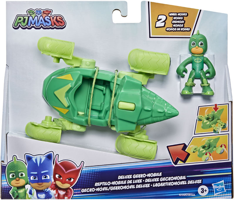 Wholesalers of Pj Masks Feature Vehicle Gekko toys