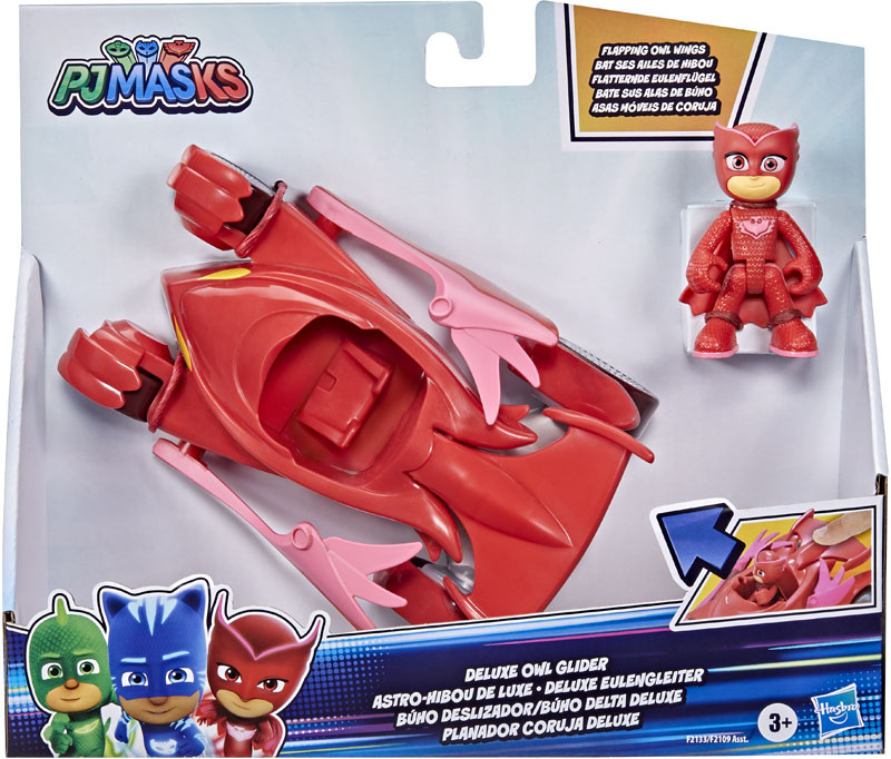 Wholesalers of Pj Masks Feature Vehicle Owlette toys