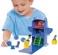 Wholesalers of Pj Masks Fold N Go Headquarters toys image 4
