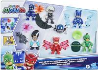 Wholesalers of Pj Masks Hero And Villians Figure Set toys image