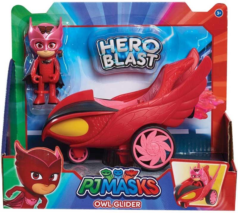 Wholesalers of Pj Masks Hero Blast Vehicle Assortment toys