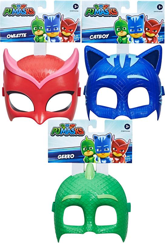 Wholesalers of Pj Masks Hero Mask Asst toys