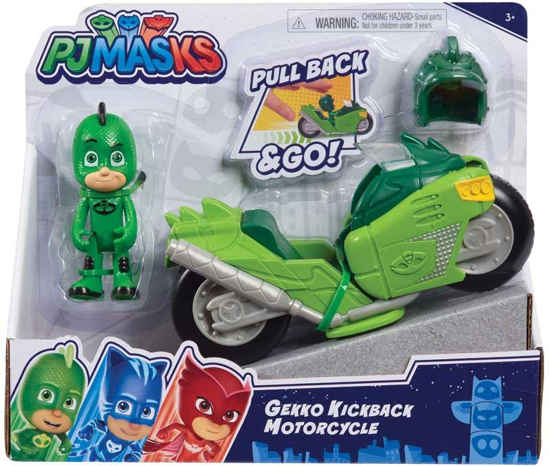 Wholesalers of Pj Masks Kickback Motorcycles Asst toys