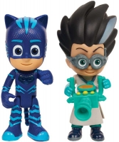 Wholesalers of Pj Masks Light Up Figure 2pk - Cat Boy & Romeo Wave 2 toys image 2