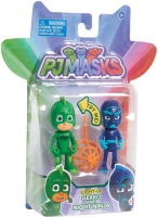 Wholesalers of Pj Masks Light Up Figure 2pk - Gekko & Night Ninja Wave 2 toys image 2
