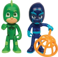 Wholesalers of Pj Masks Light Up Figure 2pk - Gekko & Night Ninja Wave 2 toys Tmb