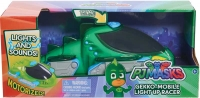 Wholesalers of Pj Masks Light Up Racer Vehicle - Gekkos Gekko Mobile toys image