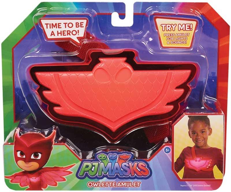 Wholesalers of Pj Masks Lights And Sounds Amulet - Owlette toys