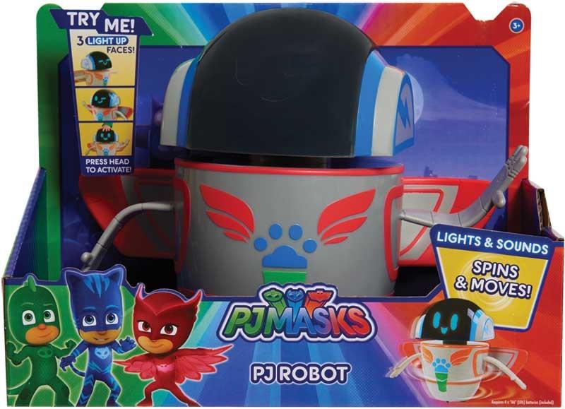 Wholesalers of Pj Masks Lights And Sounds Robot toys