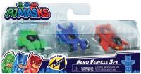 Wholesalers of Pj Masks Night Time Micros Hero Vehicle 3pk toys image