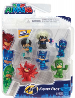 Wholesalers of Pj Masks Night Time Micros Multi Figure Pack toys image