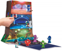 Wholesalers of Pj Masks Night Time Micros Mystery Hq toys image 5