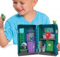 Wholesalers of Pj Masks Nighttime Micros Romeos Lair Playset toys image 3
