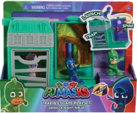 Wholesalers of Pj Masks Nighttime Micros Trap & Escape Asst toys image